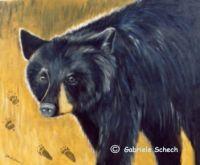gabys_palette_gabriele_schech_tiere_menschen_black_bear_4231ad8d29641